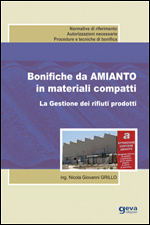 Bonifiche da AMIANTO in materiali compatti