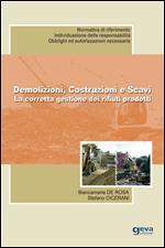 Demolizioni, Costruzioni e Scavi - Gestione dei rifiuti prodotti