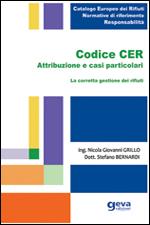 Codice CER - Attribuzione e casi particolari