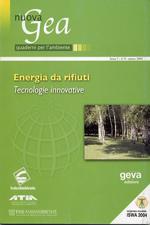 (Monog.) Energia da rifiuti - Tecnologie innovative