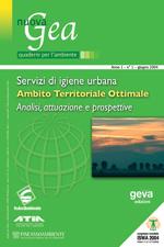 (Monog.) Servizi di igiene urbana - Ambito Territoriale Ottimale