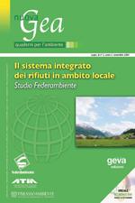 (Monog.) Il sistema integrato dei rifiuti in ambito locale
