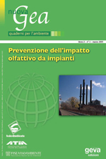 (Monog.) Prevenzione dell'impatto olfattivo da impianti