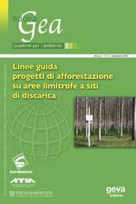(Monog.) Linee guida afforestazione siti di discarica