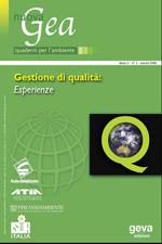 (Monog.) Gestione di qualità - Esperienze