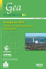 (Monog.) Energia da rifiuti - Tecniche di valorizzazione