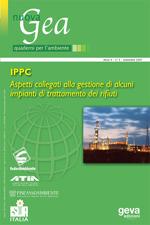 (Monog.) IPPC - Aspetti collegati alla gestione di impianti